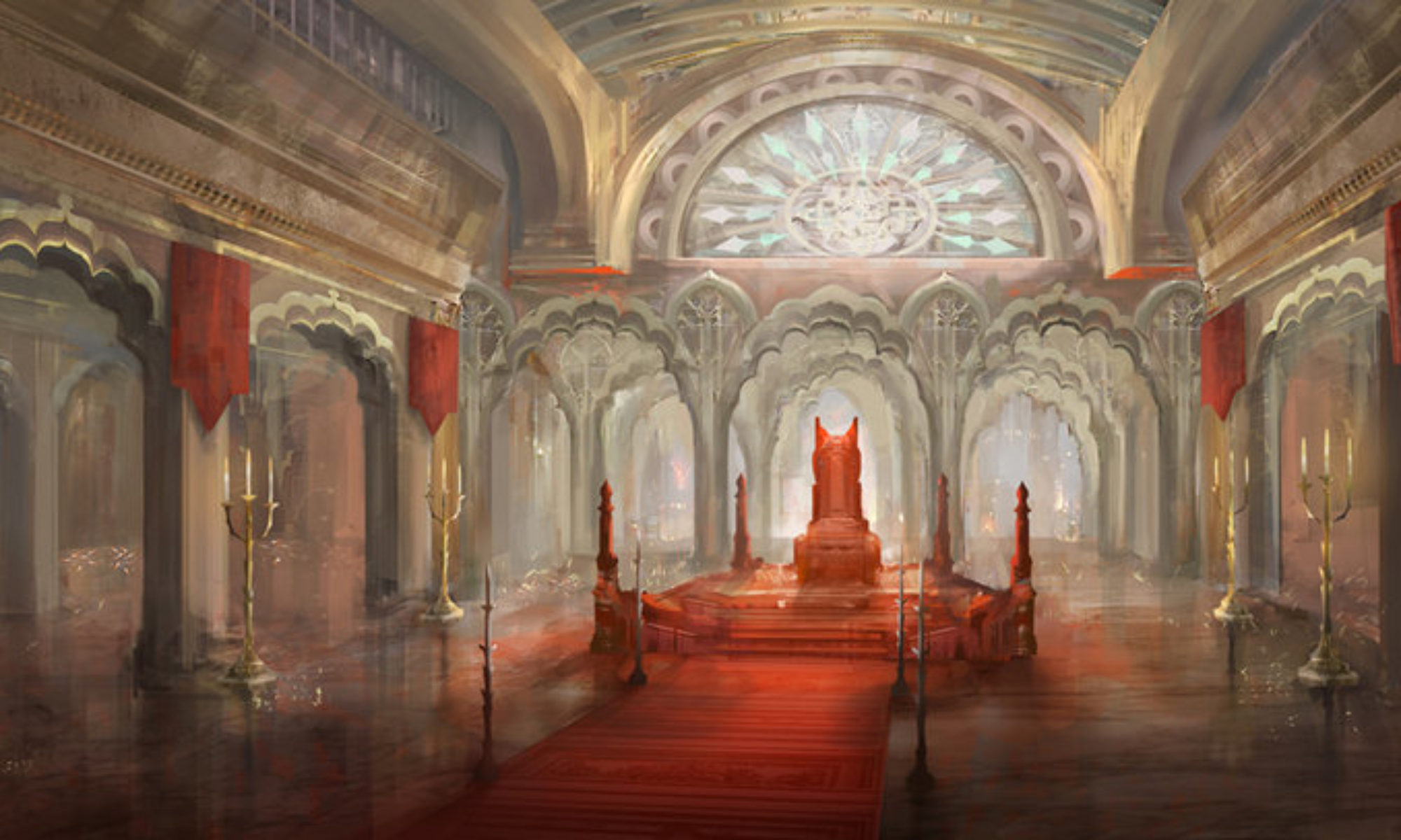 The Mountain Throne
